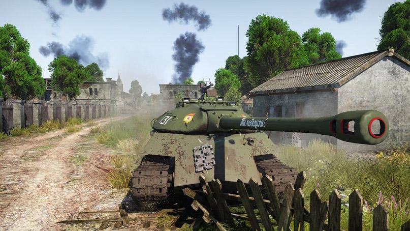 Изображение War Thunder