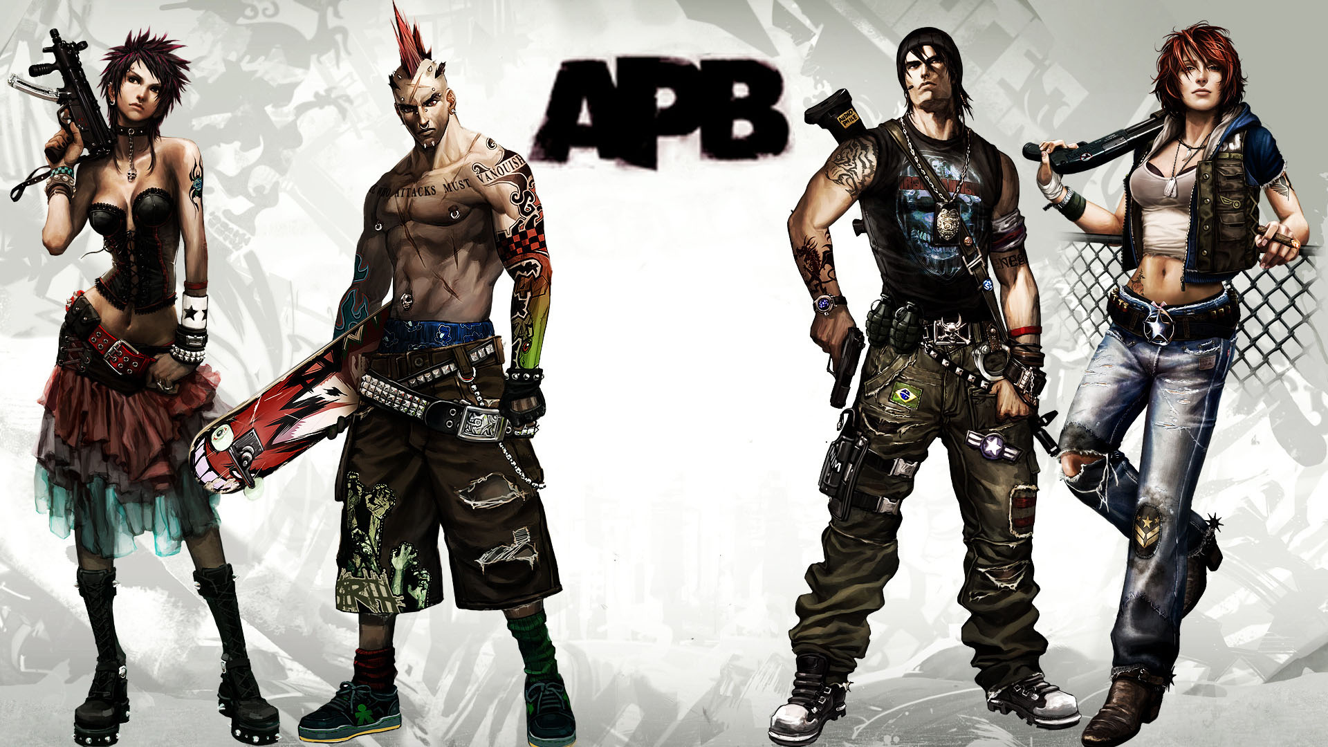 Изображение APB Reloaded