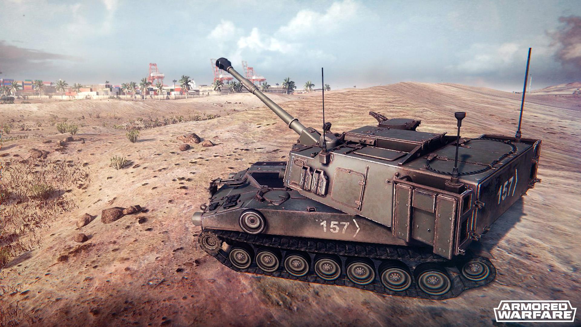 Изображение Armored Warfare