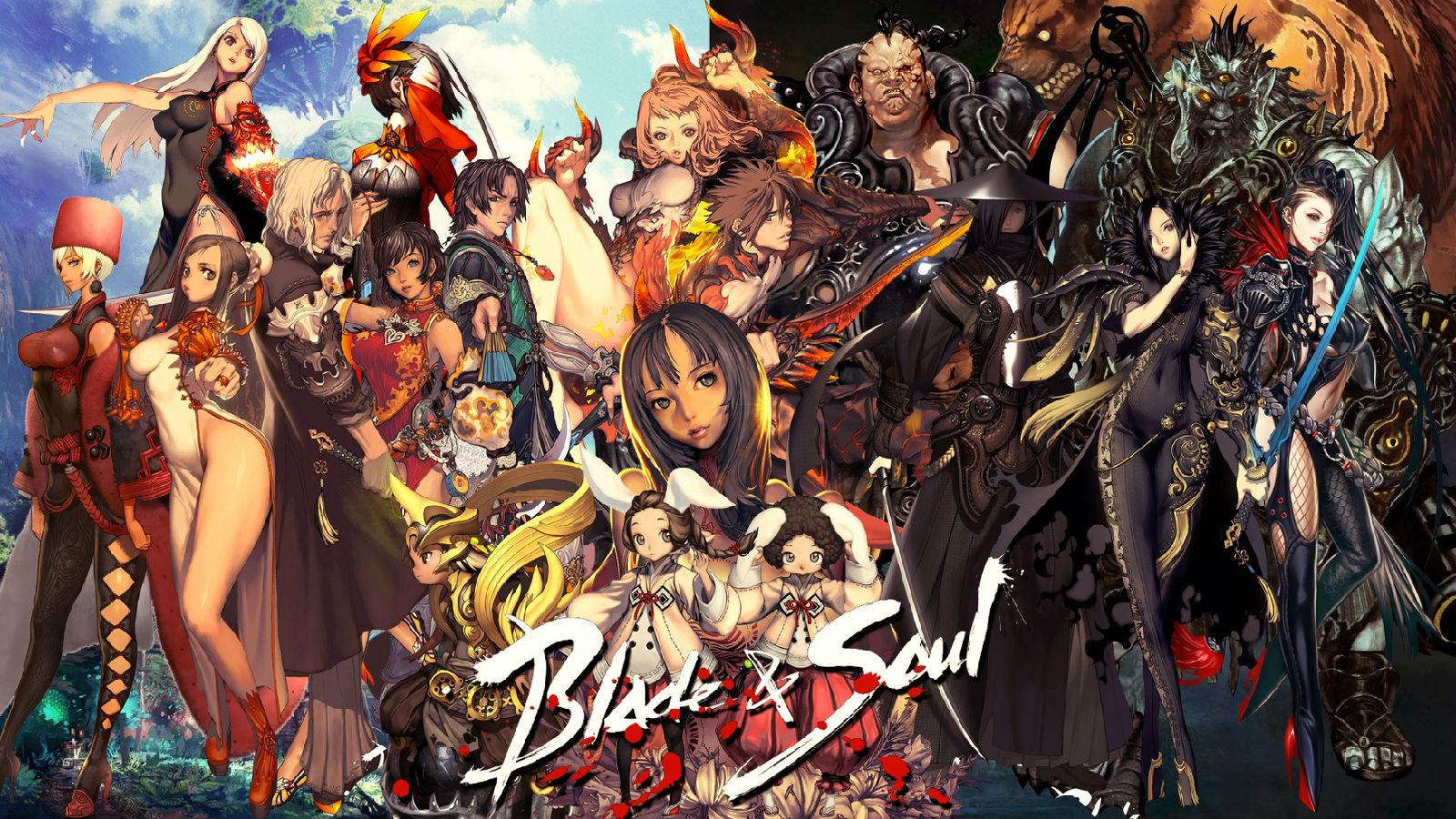 Изображение Blade and Soul