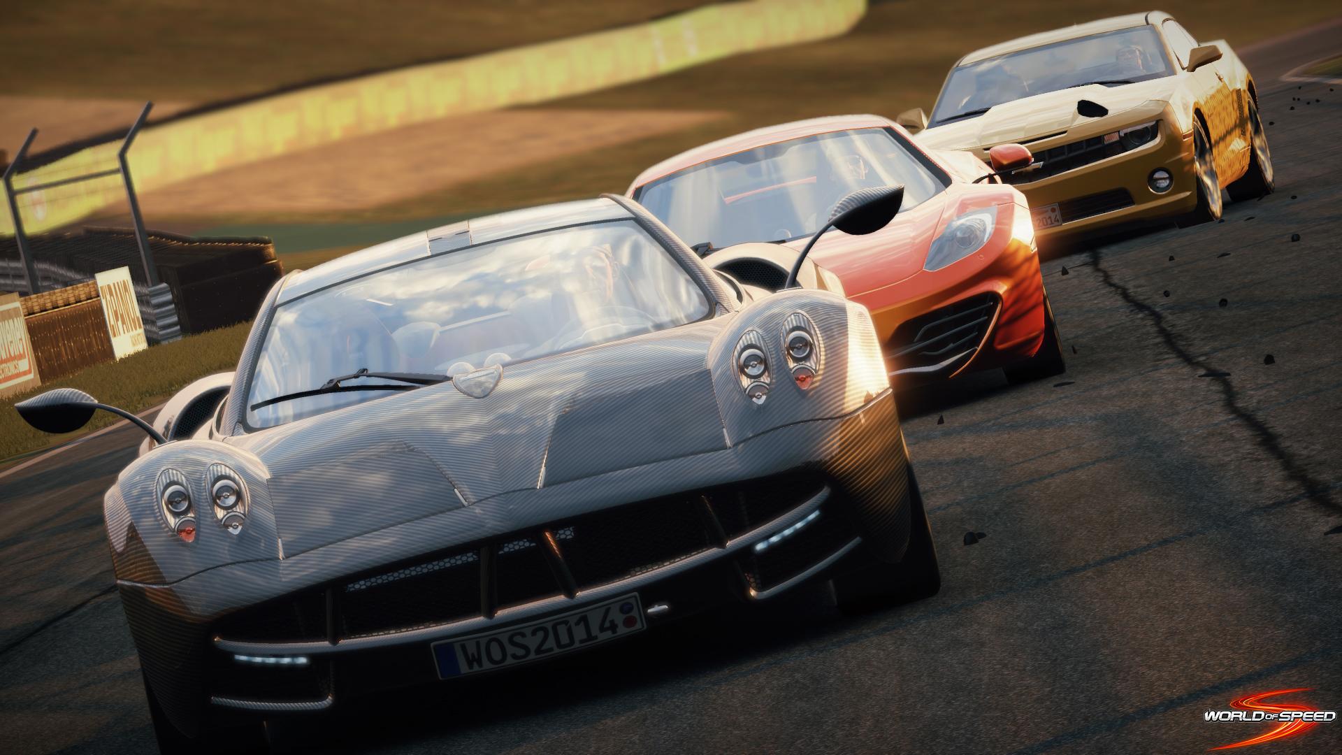 Изображение World of Speed