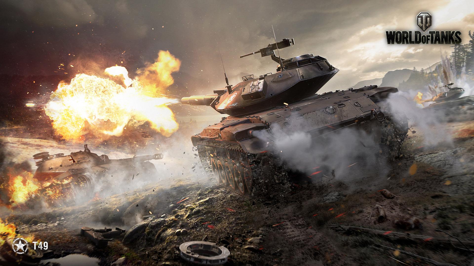 Изображение World of Tanks