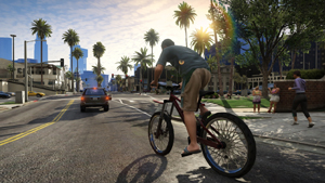 Дата выхода Grand Theft Auto V на PC снова перенесена