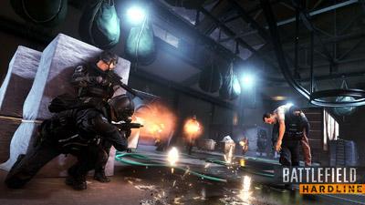 Бета-версия Battlefield Hardline доступна для бесплатной загрузки