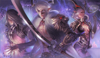 Tera анонс системы альянсов в игре