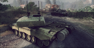 Armored Warfare первое крупное обновление на ЗБТ