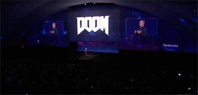 Bethesda на E3