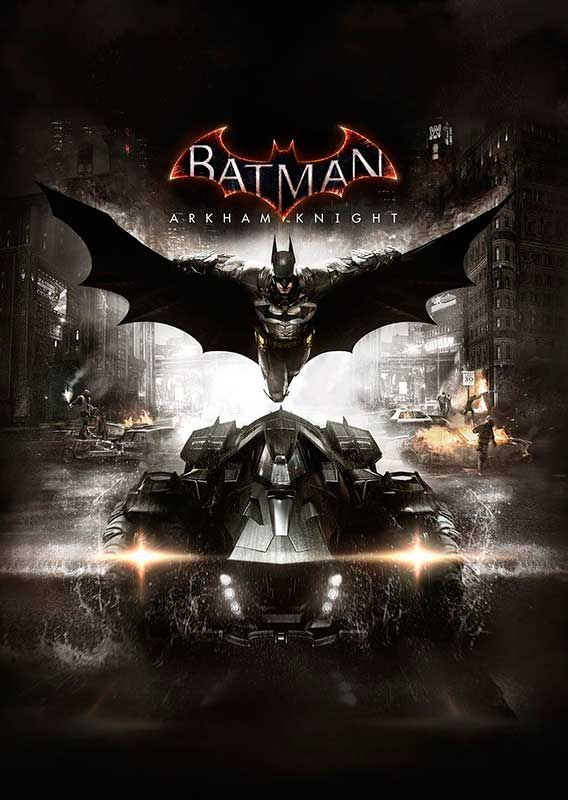 Batman: Рыцарь Аркхема (Batman: Arkham Knight)