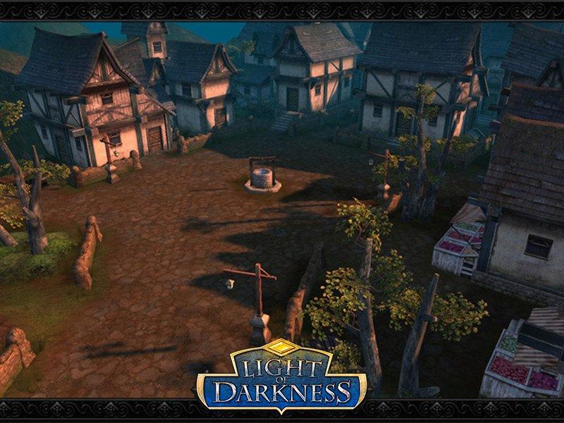 Изображение Light of Darkness