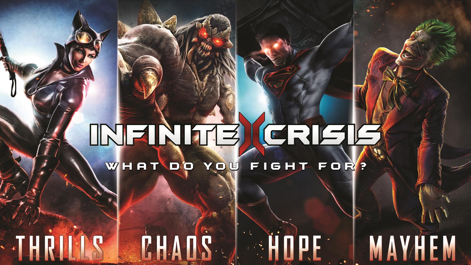 Изображение Infinite Crisis