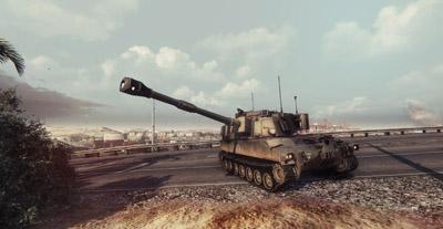 Последние события проекта Armored Warfare