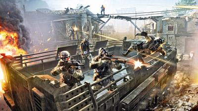 Новое обновление игры Warface