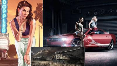 GTA 5 доступна для предзагрузки, новые альфа-тесты World of Speed и Armored Warfare