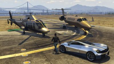 GTA Online обновление «Грязные деньги: часть 1»